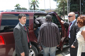 EXECUTIVE AND VIP CLOSE PROTECTION SERVICE